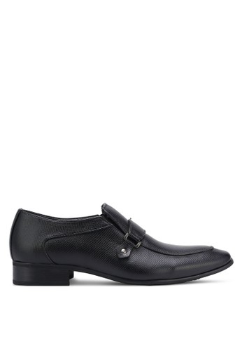 Knight black Business Shoes KN875SH0RF8WMY_1