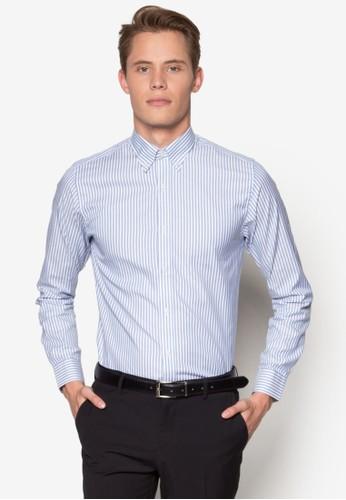 esprit門市地址修身商務長袖襯衫, 服飾, 服飾