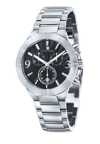 Alexander Stainleesprit 品牌ss Steel Strap Watch, 錶類, 指針型