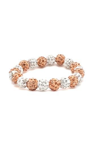 Istana Accessories gold Gelang Keyzia Diamond Fashion Bracelet ACFD6AC274CDC9GS_1
