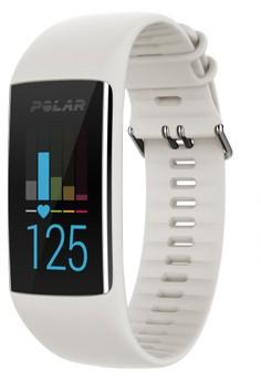 POLAR A370 Fitness Tracker (White)