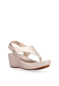 38f4959eb4b VINCCI Strappy Wedge Sandals RM 89.00. Sizes 6 8