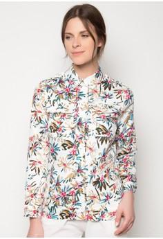 Full Print Long Sleeved Shirt