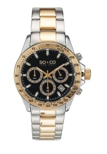 SO&CO silver Monticello Watch 5001A 06352ACAC53E82GS_1