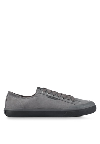 Superdry grey Low Pro Luxe Sneakers ABB73SH12A3CF9GS_1