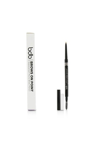 Billion Dollar Brows BILLION DOLLAR BROWS - 精細防水眉筆 Brows On Point Waterproof Micro Brow Pencil - Blonde 0.045g/0.002oz 7E164BE5C82DA9GS_1