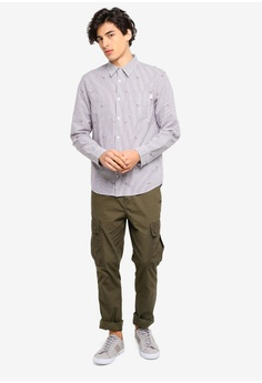 7184aecef5 55% OFF Jack Wills Brookswell Stripe Shirt HK  789.00 NOW HK  357.90 Sizes  S M L XL