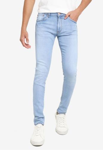 Electro Denim Lab blue Indie Skinny Jeans 76AB0AAF4193A8GS_1