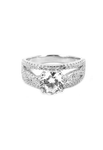 Jual DPARIS Dparis Ring Stone Zircone Original
