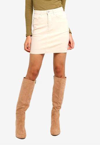 c2b28e9c2c Shop MISSGUIDED Superstretch Denim Skirt Online on ZALORA Philippines