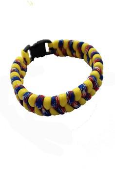 Paracord Pinoy Fishtail Bracelet