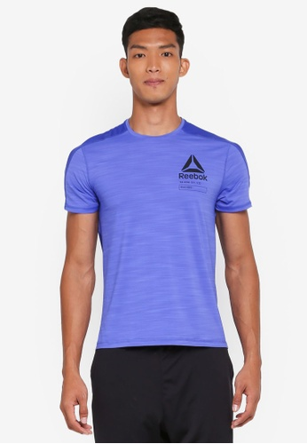 Reebok blue Activchill Graphic Tee RE691AA0SVXBMY_1