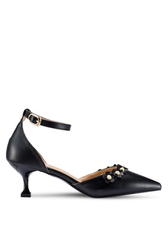 Berrybenka black Naira Decha Heels FE38ESH14E5D55GS_1