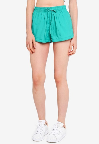 Factorie green Generic Shell Shorts 45A61AA8AE8293GS_1