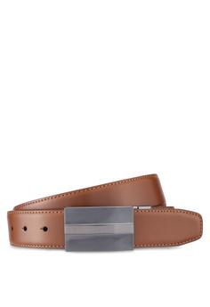 90bef5aaf ALDO brown Umalide Buckle Belt 4016FAC51CA1FFGS_1