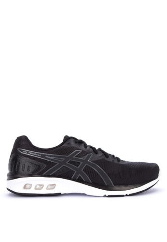 Asics black Gel-Promesa Running Shoes 845D8SH72E8856GS_1