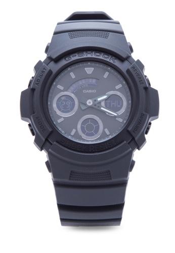 b3cc79deaab Shop Casio G-Shock Digital Analog AW-591BB-1A Online on ZALORA Philippines