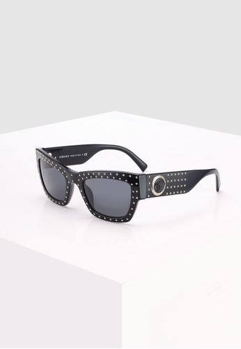5b53577c0ea Buy Versace Versace VE4358 Sunglasses Online on ZALORA Singapore