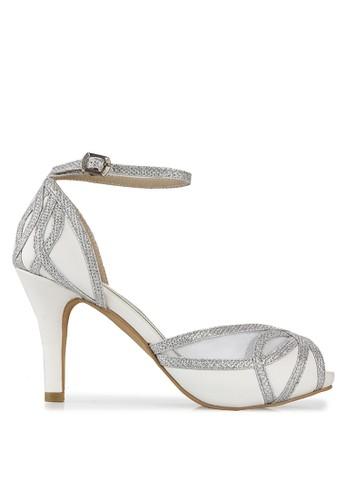 Farish Shoes white Palmer Ladies Shoes FA632SH62XCRID_1