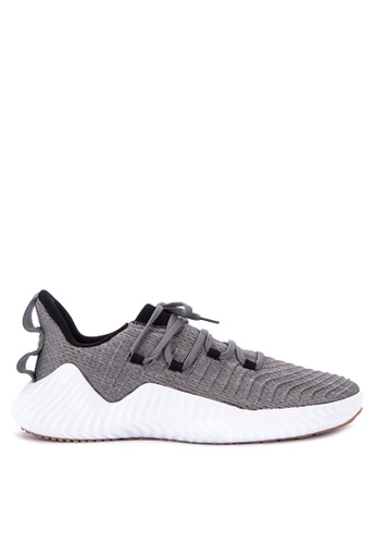 new styles 3d2d6 fe77d Shop adidas adidas alphabounce trainer Online on ZALORA Phil