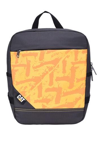 Caterpillar Bags & Travel Gear yellow Sportiva Crossbody Bag CA540AC2VTCNHK_1