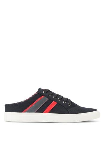 Emruti black Casual Sneakers EM016SH38RGBMY_1