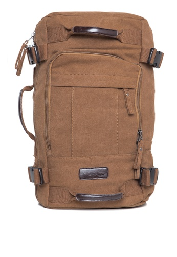 Shop Chase Fashion Andy Canvas Laptop Duffle Backpack Online on ZALORA  Philippines e892154bfc2