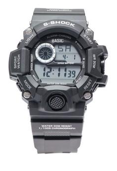 Basic Digital Watch