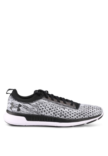Under Armour black and white UA Lightning 2 Shoes UN337SH0SU93MY_1