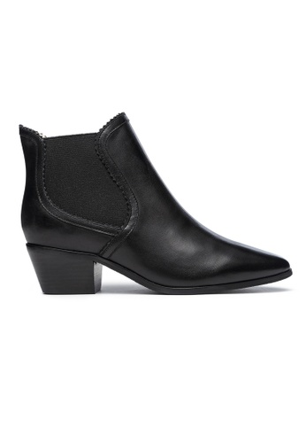 Byford black Lycett Ankle Boots 7B8ADSH0491526GS_1