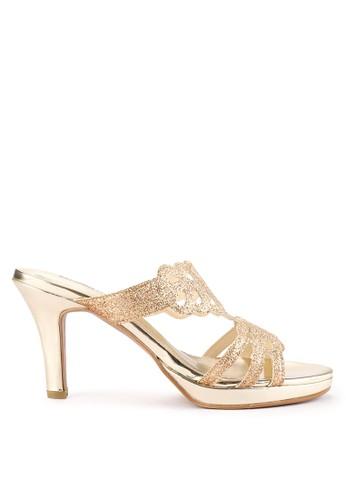 Studio NINE gold Ladise Shoes 02569Za 2BA56SHEDBDECBGS_1
