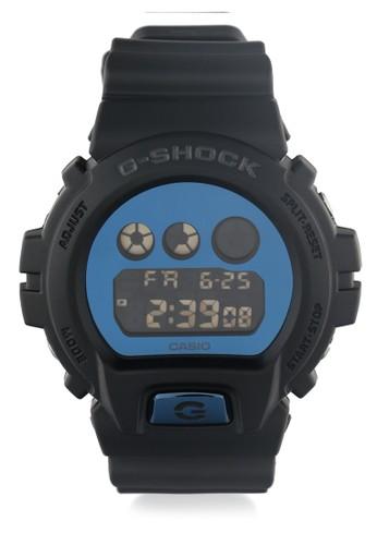 G-Shock black G-shock Men DW-6900MMA-2DR Black Blue A20BAAC8F766E8GS_1