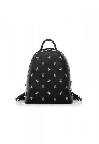 BONIA black Black The Nazca Backpack S BO710AC0U99ZID_1
