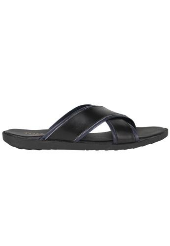 Tomaz blue Tomaz C382 Mens Sandals (Navy) 38860SHE1057BBGS_1