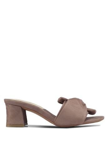 Christy Ng brown Arizona Slip In Mules 62063SH6DC668CGS_1
