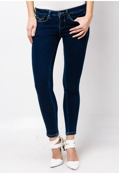 Shape Up Low Ultra Skinny Slim Fit Jeans