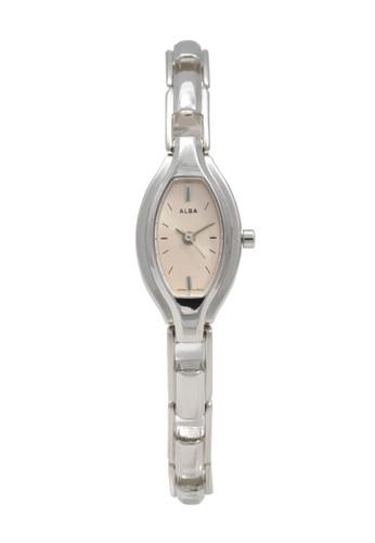 Alba silver ALBA Jam Tangan Wanita - Silver Peach - Stainless Steel - AC3A95 E0D15AC5E813C9GS_1