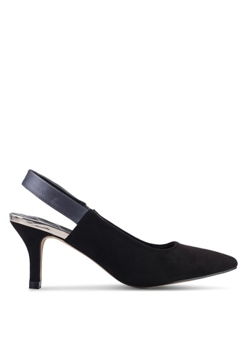 006ec93477d Shop Nose Slingback Mid Heel Pumps Online on ZALORA Philippines