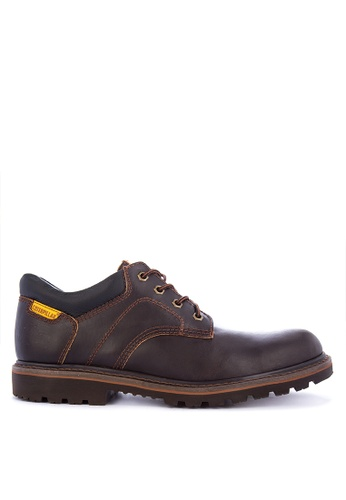 Caterpillar brown Heavy Duty Lace-up Boots 34BD2SHC722420GS_1