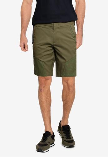 BOSS 綠色 Liem4-11 Shorts - BOSS Men 6EFEBAA0894618GS_1