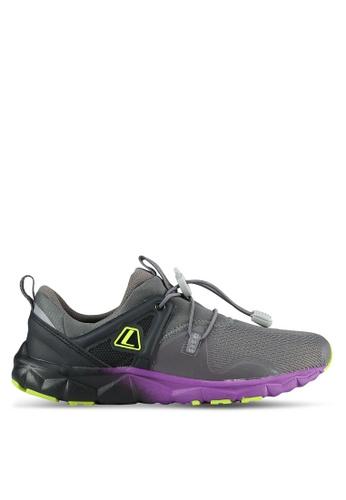 League purple Poste Running Shoes LE683SH0S2OLMY_1