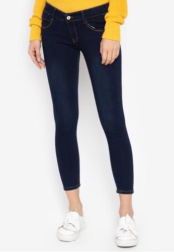 CHILI PEPPER blue Skinny Denim Jeans 964F3AA9FEAC62GS_1