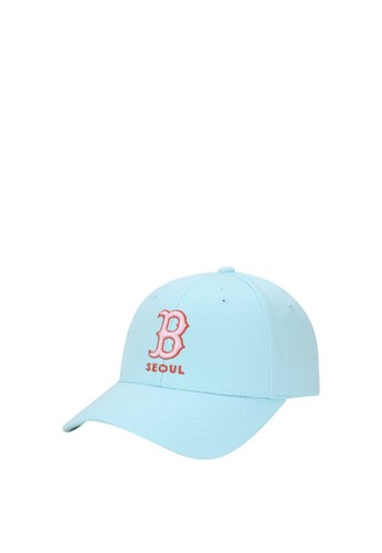 MLB blue CITY EXCLUSIVE CURVED CAP BOSTON RED SOX BLUE CCE81ACBD845A5GS_1