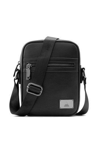 ALDO black Elaewien Crossbody Bag 246D2AC4AB787DGS_1