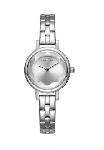 RumbaTime silver Rumbatime Venice Gem Stainless Steel Watch, Silver B28ECAC9B9941EGS_1