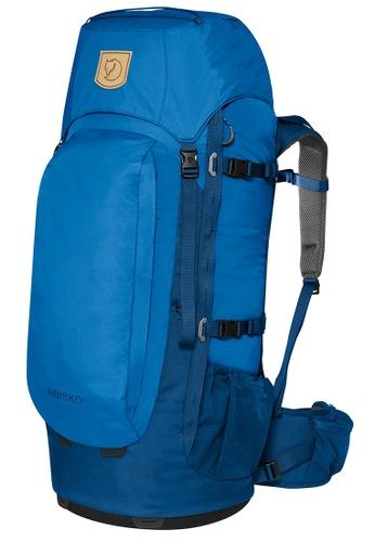Fjallraven Kanken blue Un Blue Abisko 65 Backpack C467EAC62C4618GS_1