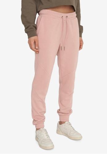 Noisy May pink Misa Nw Sweat Pants 5F72CAAF525D0FGS_1