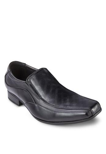 拼接商務皮鞋, 鞋esprit香港門市, 鞋