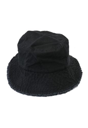 Vero Moda black Lina Bucket Hat 54DBEAC09EE29FGS_1