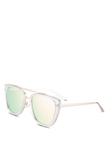 7a3c5a6727e72 Buy Quay Australia French Kiss Sunglasses Online on ZALORA Singapore